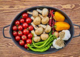Fruits légumes - CAP Primeur