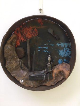 Exposition métal Parthenay artisanal