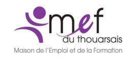 Logo Maison Emploi Formation - Pays Thouarsais