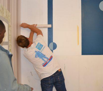 Peintre bâtiment action maroufle
