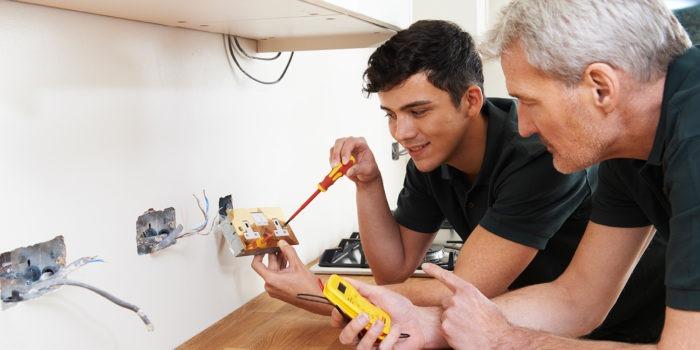 Apprentissage électricité